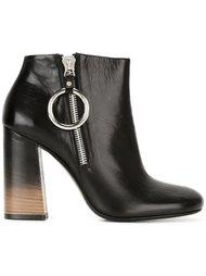 ботинки на каблуке с градиентным эффектом McQ Alexander McQueen