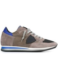 кроссовки с панельным дизайном Philippe Model