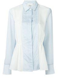 рубашка с панельным дизайном  3.1 Phillip Lim