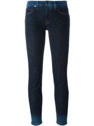 джинсы кроя слим  Victoria Victoria Beckham