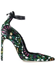 туфли с ремешком на щиколотке Brian Atwood