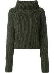 свитер в рубчик  Haider Ackermann