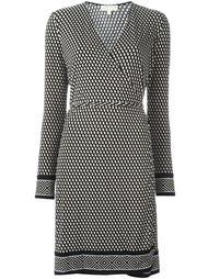 платье с запахом  Michael Michael Kors