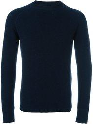 свитер в рубчик Sacai