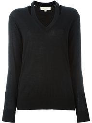 свитер c V-образным вырезом   Michael Michael Kors