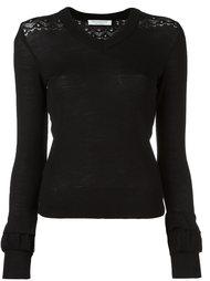свитер c V-образным вырезом   Philosophy Di Lorenzo Serafini