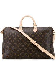 монограммная дорожная сумка Louis Vuitton Vintage