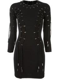 кружевное платье  Dsquared2