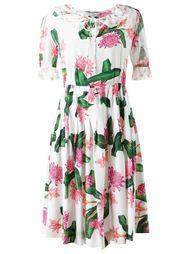 платье с цветочным принтом Isolda