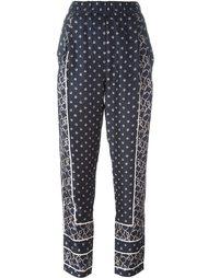 атласные брюки  3.1 Phillip Lim