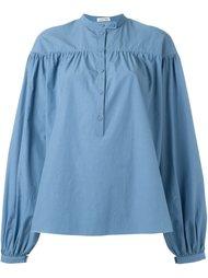 свободная блузка в крестьянском стиле Tomas Maier