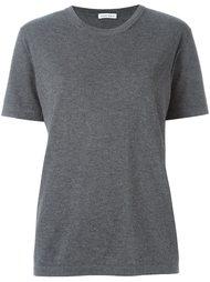 трикотажная футболка Tomas Maier