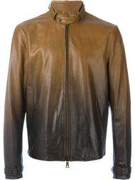 куртка с тонально-градиентным эффектом  John Varvatos