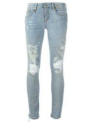 джинсы кроя скинни   R13