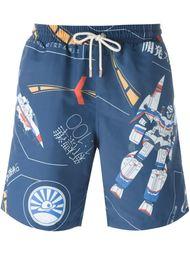 шорты для плавания 'Poly Galaxy' Loewe