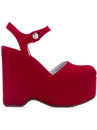 туфли на платформе  Chiara Ferragni
