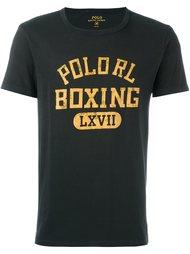 футболка с графическим принтом Polo Ralph Lauren
