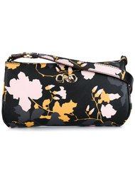 сумка на плечо с цветочным принтом Salvatore Ferragamo