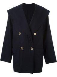 пальто в морском стиле Fendi Vintage