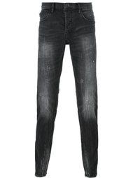 зауженные джинсы Emporio Armani