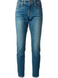 укороченные джинсы 'Le Garcon' Frame Denim