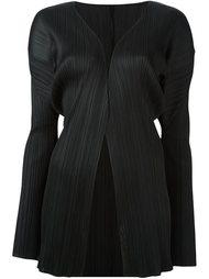 плиссированный пиджак Issey Miyake Vintage