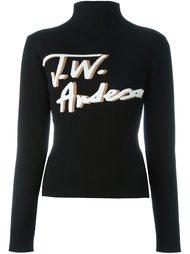 свитер-водолазка  J.W.Anderson