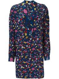 платье-туника 'Tanami Flower' Kenzo