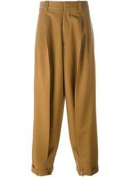 брюки свободного кроя  Marni