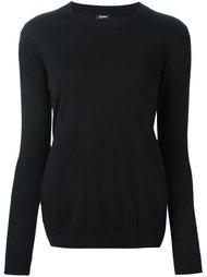 свитер с круглым вырезом  Jil Sander Navy