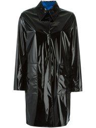 длинное пальто Mm6 Maison Margiela