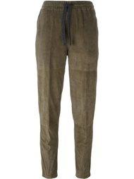 укороченные брюки  Eleventy