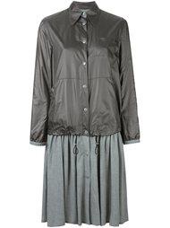 платье с расклешенной юбкой Mm6 Maison Margiela