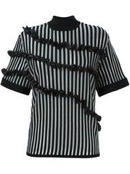 декорированная блузка  Opening Ceremony