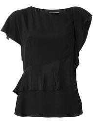 блузка с оборками 3.1 Phillip Lim