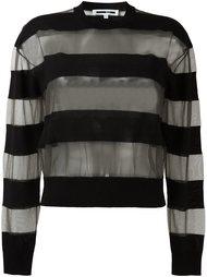 свитер 'Solid Sheer' McQ Alexander McQueen