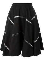 юбка в тонкую полоску Antonio Marras