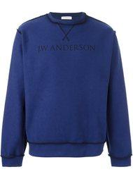 классическая толстовка  J.W.Anderson