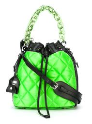 стеганая сумка-тоут  Moschino