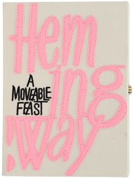 клатч-книга 'A Moveable Feast' The Webster x The Ritz   Olympia Le-Tan