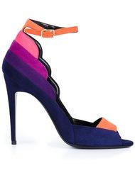 туфли 'Roxy' с открытым носком Pierre Hardy