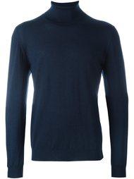 свитер с отворотной горловиной Kiton