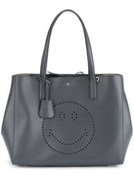 сумка-тоут 'Smiley Maxi Featherweight Ebury' Anya Hindmarch