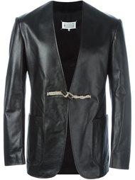 пиджак с петельной застежкой Maison Margiela