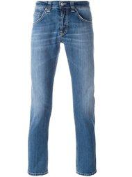 джинсы дизайна пяти карманов  Dondup