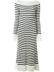платье в полоску 'Korrine' Erika Cavallini