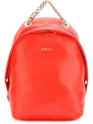 маленький рюкзак с цепочной ручкой Furla