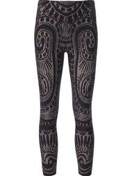гофрированные брюки Pleats Please By Issey Miyake