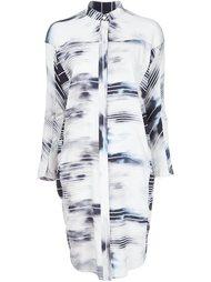 платье-рубашка  Zero + Maria Cornejo