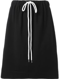 юбка на резинке  Bassike